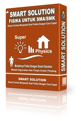 cover Smart Solution Fisika SMA
