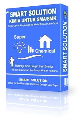 cover Smart Solution Kimia SMA