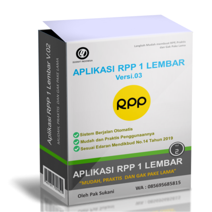 Aplikasi RPP 1 Lembar V.03